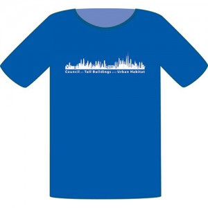 CTBUH T-Shirt – Blue