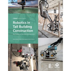 Robotics in Tall Building Construction