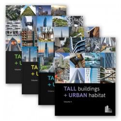 Tall Buildings + Urban Habitat: 4 Pack