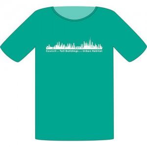 CTBUH T-Shirt – Green